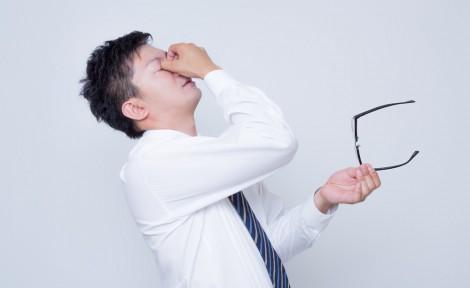眼精疲労・目の違和感1